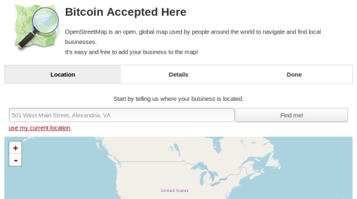Bitcoin-OnOsm