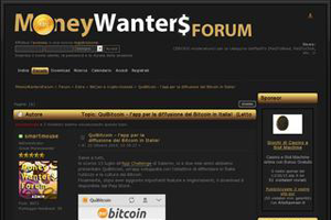 MoneyWanters Forum